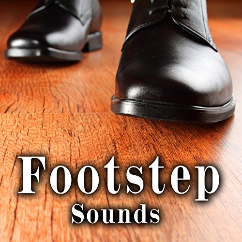 Sock Feet Walk at Slow Pace on Carpet on Marble Floor