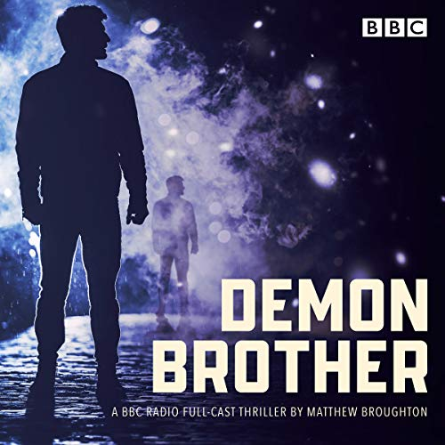 Demon Brother audiobook cover art