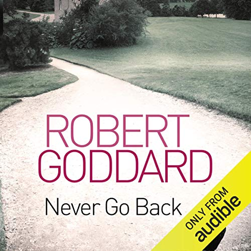 Couverture de Never Go Back