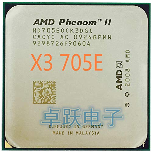 Phenom II X3 705e X3-705e 2.5 GHz Triple-Core CPU Processor Socket AM3