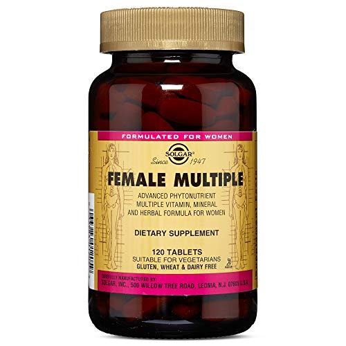 Solgar Female Múltiple Comprimidos - Envase de 120