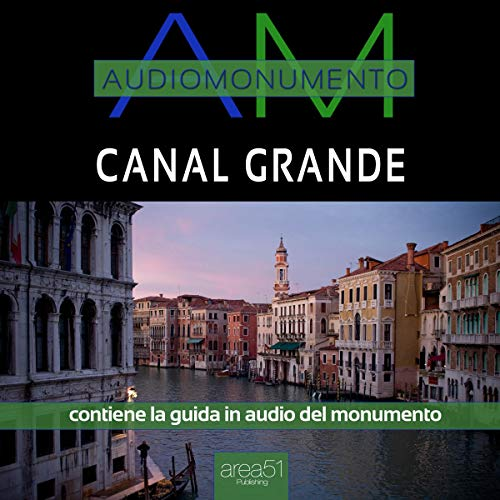 Canal Grande audiobook cover art