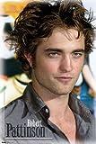 Poster Robert Pattinson - Größe 61 x 91,5 cm - Maxiposter