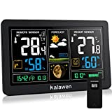 Kalawen Stazione Meteo Automatica Digitale Wireless...