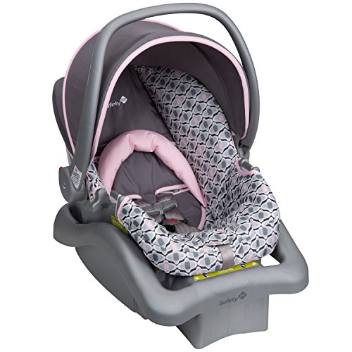 Safety 1st Light 'n Comfy Elite Infant Car Seat, Brookstone Blossom