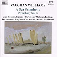 Sea Symphony: Symphony 1 by R. Vaughan Williams (2003-05-03)