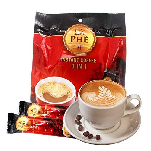 Butterfly BB Onmiddellijke koffie 3 in 1 Klassiek Vietnamees geïmporteerd bakken 3 in 1 sterk koffiepoeder