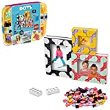 LEGO DOTS Creative Picture Frames 41914 DIY Creative Craft Decorations Kit for Kids, Makes a Great Gift for Kids Who Like Doing Crafts at Home and Fun Picture Frame Ideas, New 2020 (398 Pieces)