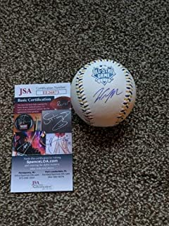 Wil Myers Autographed Signed Official 2016 All Star Baseball Padres JSA #Ee26873