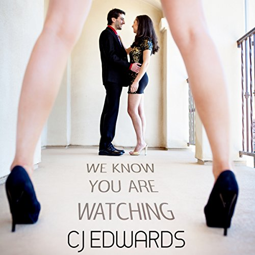 We Know You Are Watching audiobook cover art