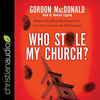 Who Stole My Church? Titelbild