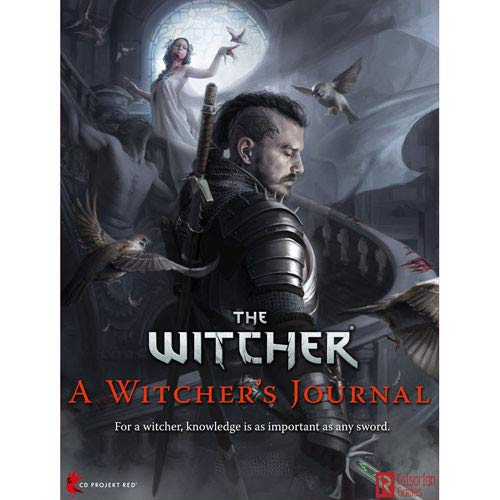 R. TALSORIAN GAMES The Witcher RPG: A Witcher's Journal