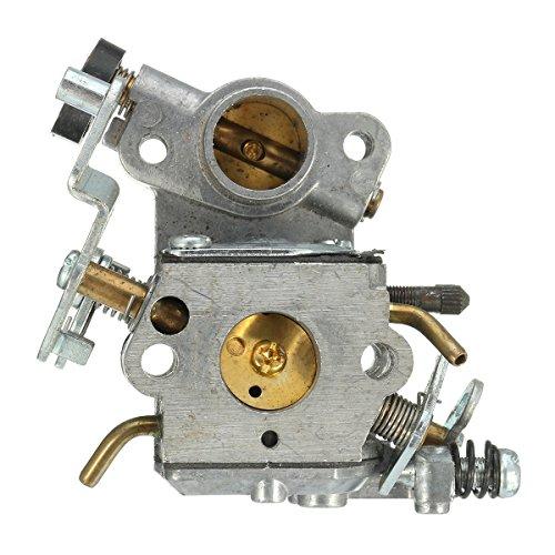 GOZAR Carburateur Carb Voor Kettingzaag Poulan P3314 P3416 P4018 PP3816 Zama W26