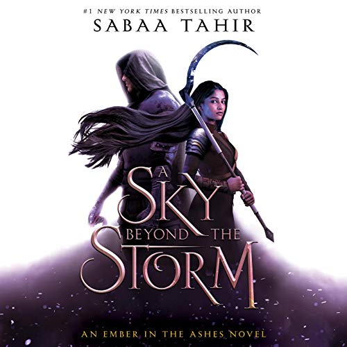 A Sky Beyond the Storm  By  cover art
