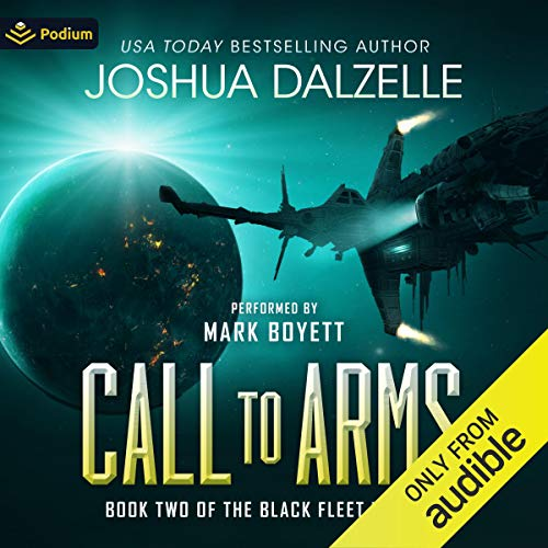 Call to Arms Audiobook By Joshua Dalzelle cover art