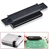 Sunjoyco 72 Pin Replacement Connector Cartridge Slot for Nintendo Console NES 8 Bit Entertainment System Accessories Games Repair Part