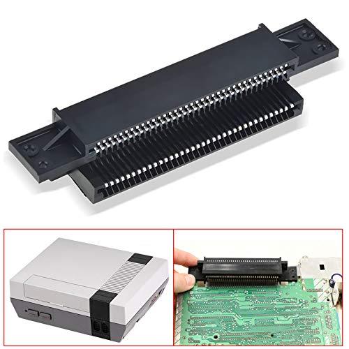 Sunjoyco 72 Pin Replacement Connector Cartridge Slot for Nintendo Console NES 8 Bit Entertainment System Accessories Games Repair Part