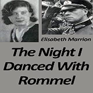 The Night I Danced with Rommel audiobook cover art