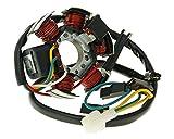 luz eléctrica estátor 80W para Derbi Senda, Aprilia RX, SX, Gilera Rcr, SMT