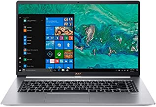 "Acer Swift 5 15.6"" FHD WLED-Backlit Touch Ultra-Thin Laptop, Intel Quad Core i7-8565U up to 4.6GHz, 16GB DDR4, 512GB PCIe ..."