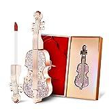Gireatick Long Lasting Matte Lipstick, violin...