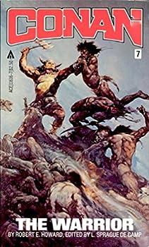 Conan the Warrior - Book  of the Conan the Barbarian