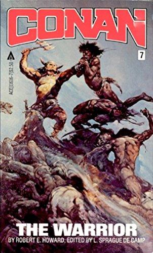 Conan 07/warrior (Conan Series) 0441115861 Book Cover