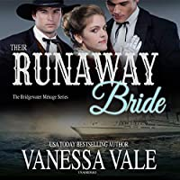 Their Runaway Bride (Bridgewater Ménage)