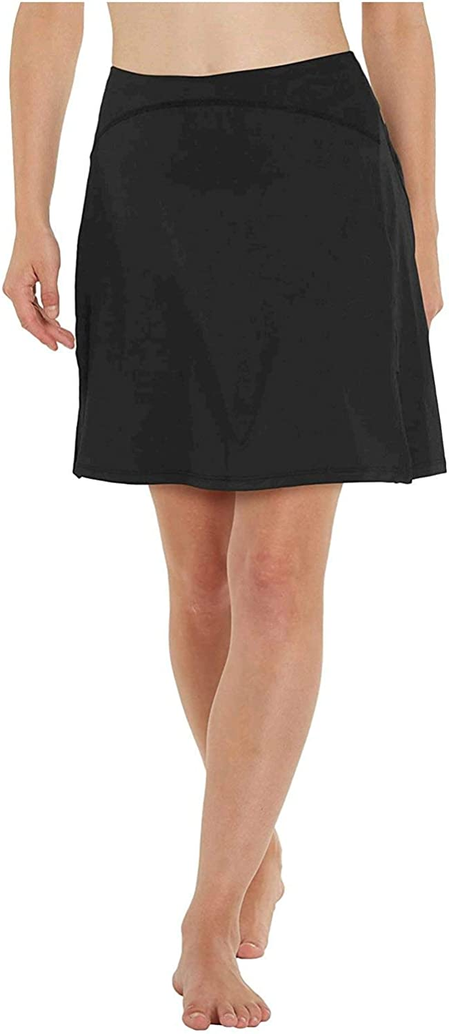 New products world's highest quality popular slimour Women Print Golf Skirt Travel Our shop most popular with Swim Skirts S Pockets