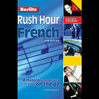 Rush Hour French audiobook cover art