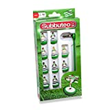 Subbuteo 3465 - Juego de Jugadores, Color Verde y Blanco