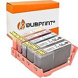 5 Bubprint Cartucce d'inchiostro compatibili per HP 364XL per DeskJet D5460 PhotoSmart 7510 7520 e-All-in-One B8550 C5324 C5380 C6324 C6380 Premium C309g C310a C410 C410b Fax C309a