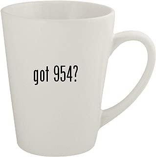 got 954? - Ceramic 12oz Latte Coffee Mug
