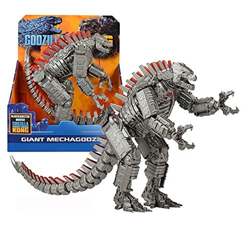 15Cm Mecha Godzilla Figuras Monster Godzilla Vs Kong Monster Figura De Acción Modelo Colección Juguete Regalo para Niños