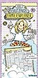 Schutzengel Familienplaner - Kalender 2020 - teNeues-Verlag - Familienkalender - Monatsplaner mit 5 Spalten - 23 cm x 45,5 cm
