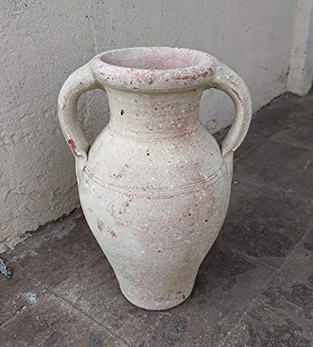 2. Wahl !! Aktion !! Amphore 42 cm aus Terracotta Terrakotta Vase Krug