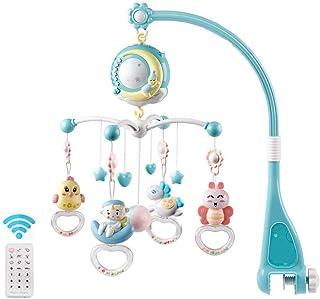 Kappha Baby Music Box Music Mobile avec Projecteur Et Lumières Baby Crib Toy Jouet Suspendu Rotation Rotatif Et Boîte À Mu...