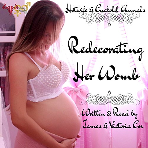 Redecorating Her Womb audiobook cover art