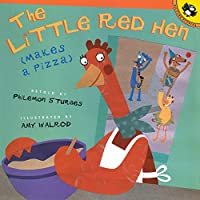 The Little Red Hen Makes a Pizza (Picture Puffins)