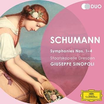 Schumann: Symphonies Nos.1 - 4