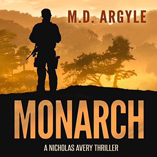 Monarch audiobook cover art