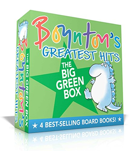 Boynton's Greatest Hits the Big Green Box: Happy Hippo, Angry Duck / But Not the Armadillo / Dinosaur Dance! / Are You a Cow?