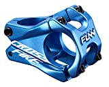 Funn Cross<span class='highlight'>fire</span> MTB Stem, Bar Clamp 31.8mm, Lightweight and Strong Alloy Stem for <span class='highlight'>Mountain</span> Bike (Length 35mm, Blue)