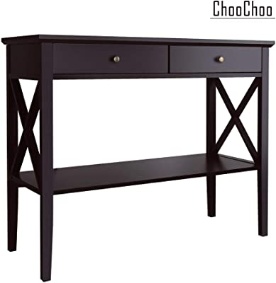 Amazon.com: Intercon Kona Sofa Table, 49 x 18 x 30