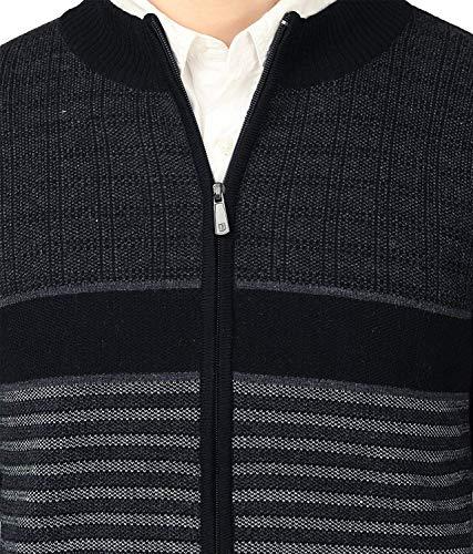 aarbee Men's Wool Round Neck Sweater 5 51JUihePCsL. SL500