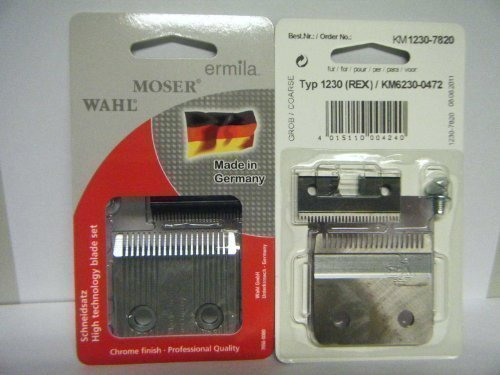 MOSER® Ersatzscherkopf grob für MOSER® Schermaschine 1230 REX