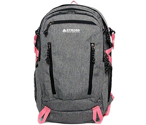 [バイモス]BYMOSS マキシマム エクストリーム2シリーズ(Maximum Extreme Backpack 2Series) (グレーピンク) [並行輸入品]