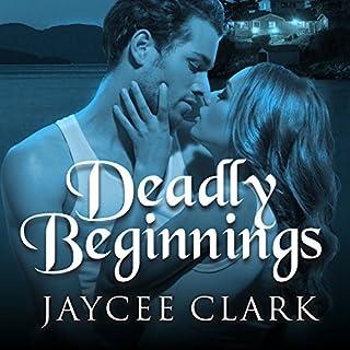 Deadly Beginnings audiobook cover art