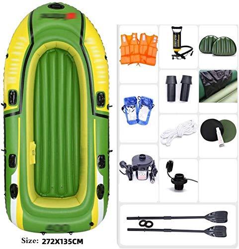 FANLIU Soporte Inflable Tarjeta de Paleta, Junta Bomba de Mano portátil Tabla de Surf Surf Control Sup Stand de la Cesta de la Resaca for los jóvenes y Adultos Que se colocan Barco