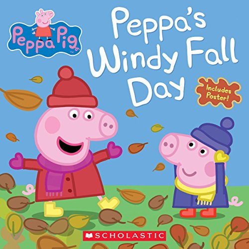 Peppa's Windy Fall Day Book $1 + Free Shipping w/ Prime or on $25+